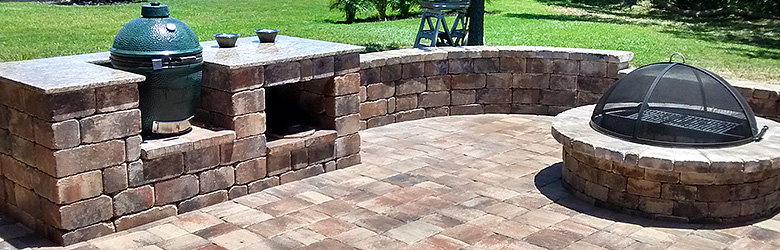 Patio Pavers Define Your Outdoor Oasis And Create A Getaway In Your Own  Backyard. Create A Foundation To Decorate And Embellish In Your Dynamic  Style.
